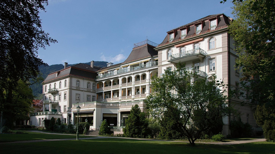 Отель Wyndham Grand Bad Raichenhall Axelmannstein 4*