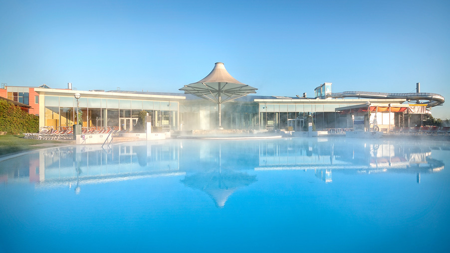 Therme Laa Hotel & SPA 4* Superior, Лаа-ан-дер-Тайя
