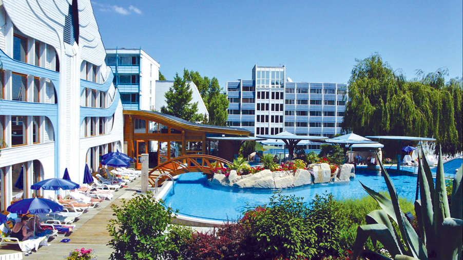 Отель Naturmed Hotel Carbona, 4*