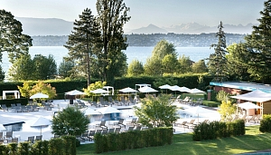 Омоложение в отеле La Reserve Geneve Hotel, Spa and Villas 5*, Женева